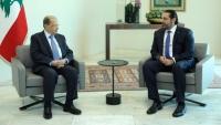 التصعيد مع إسرائيل.. الحريري يطلب تدخل واشنطن وباريس لضبط الوضع