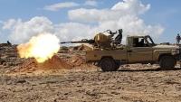 مقتل وجرح 10 من أفراد الجيش في مواجهات مع الحوثيين بالبيضاء
