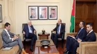 الأردن يؤكد دعمه لمبادرة السعودية للحوار الذي يستهدف وقف التصعيد بعدن