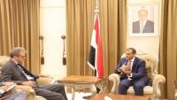 فرنسا تعلن دعمها للحكومة اليمنية