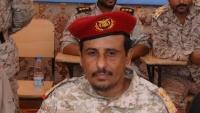 قائد لواء الدفاع الساحلي يدين اقتحام مليشيات الانتقالي منزله في لحج