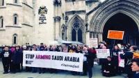 بسبب حرب اليمن.. مطالبات بإخراج أكبر معرض أسلحةفي العالم من لندن (ترجمة خاصة)