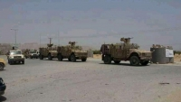 تعزيزات عسكرية من شبوة لتأمين خطوط إمداد القوات الحكومية وصولا إلى أبين