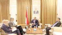 السويد تؤكد دعمها للشرعية في اليمن