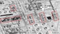 الدفاع السعودية: مكان الهجوم على أرامكو من الشمال ومسيرات إيرانية الصنع