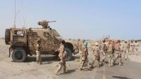 دوريات للجيش الوطني تصد كميناً نصبه مسلحون يتبعون الانتقالي في شبوة