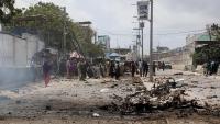 هجوم انتحاري على مركز عسكري حكومي جنوبي الصومال