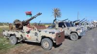 بعد اشتباكات دامت ساعات.. قوات الوفاق تتقدم لمواقع جديدة جنوبي طرابلس