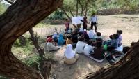 بعثة الاتحاد الأوروبي: ألفا مدرسة دمرت باليمن ومليوني طفل خارج المدارس