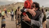 جماعة الحوثي تعلن تحرير 13 أسيرا في عملية تبادل للأسرى