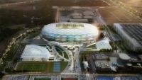 """بالصور- """"جوهرة الصحراء"""".. المدينة التعليمية ثالث ملاعب مونديال قطر 2022"""