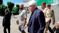 زعيم الحوثيين لجريفيث: على السعودية أن تستفيد من مبادراتنا لوقف التصعيد