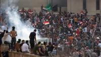 الرئيس العراقي يدعو لتلبية مطالب المتظاهرين والحكومة تحقق بسقوط ضحايا