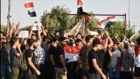 ضحايا التظاهرات في العراق تجاوز 100 قتيل