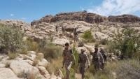 مقتل وجرح 23 من عناصر الحوثي بينهم قياديان في مواجهات مع الجيش بالضالع