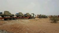 وصول تعزيزات عسكرية إلى شبوة مقدمة من السعودية