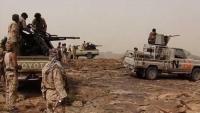 صعدة.. قوات الجيش تستهدف رتلاً عسكرياً للحوثيين في البقع