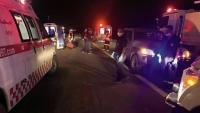 أكثر من ثلاثين قتيلا بحادث سير في المدينة المنورة