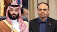 مصادر: إتصالات مباشرة بين بن سلمان والحوثيين