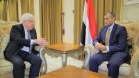 وزير الخارجية: تعنت الحوثيين في تنفيذ اتفاق الحديدة يجب عدم تجاهله من المجتمع الدولي