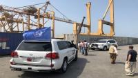 مسؤول عسكري: لم نستهدف قافلة المساعدات الإنسانية بالحديدة