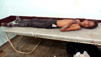 إصابة مواطنين بينهم طفل بانفجار لغم زرعته جماعة الحوثي في الضالع