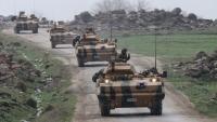 تركيا وروسيا تتفقان على انسحاب وحدات حماية الشعب الكردية وتسيير دوريات مشتركة