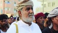 الشيخ الحريزي: السلام يستدعي التواصل مع جميع الأطراف في اليمن دون استثناء