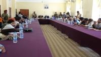 الرئيس هادي يوجه بدعم الأجهزة الأمنية في شبوة بملياري ريال