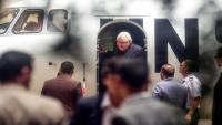 جريفيث: بحثت مع الحوثي جهود التهدئة واستئناف العملية السياسية