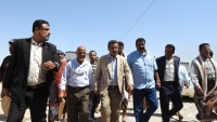 شبوة.. وزير الكهرباء يوجه بإعداد دراسة لإنشاء محطة غازية