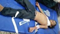 مقتل طفل بقذيفة حوثية شمالي الضالع
