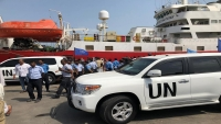 """قيادي عسكري يتهم الفريق الأممي بـ""""التساهل"""" مع الحوثيين في الحديدة"""