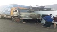وفاة ثمانية مسافرين وإصابة آخرين بحادث مروري على طريق البيضاء - صنعاء