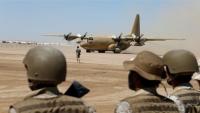أنباء عن تعليق التحالف عملياته العسكرية في جبهات الحدود اليمنية