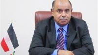 الخنبشي يكشف عن عودة الحكومة اليوم وعن ترشيح مدير أمن لعدن