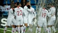 تركيا تنهي تصفيات يورو 2020 بفوز على أندورا