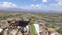 مقتل أحد أفراد المقاومة في مواجهات مع الحوثيين غرب الضالع