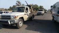 وصول قوة من الحماية الرئاسية إلى عدن لتأمين المقرات الحكومية