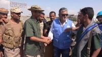 نجاة فريق الانتشار الحكومي من هجمات باليستية ودورون حوثية في الحديدة