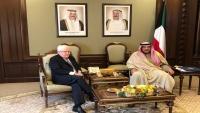 جريفيث في الكويت للتحضير لجولة مشاورات يمنية
