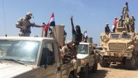 قوات حكومية تصل أحور بأبين والانتقالي يحشد مليشياته للمواجهة