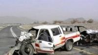 وفاة وإصابة 7402 في حوادث مرورية خلال تسعة أشهر