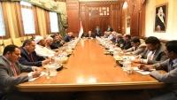 هادي: اليمن يواجه تحديات كبيرة وعلى الجميع تحمل مسؤولياتهم