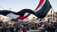 تظاهرات حاشدة في العراق: دعوات لحصر السلاح بيد الدولة