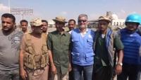 """الحكومة اليمنية تشكو الحوثيين لرئيس لجنة إعادة الانتشار بـ""""الحُديدة"""""""