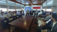 """الأمم المتحدة: لجنة إعادة الانتشار بالحديدة تبحث فتح """"ممرات إنسانية"""""""
