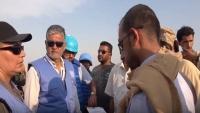 رئيس الفريق الحكومي يتهم الحوثيين بوضع العقبات أمام البعثة الأممية