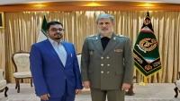 جماعة الحوثي تبحث مع طهران التعاون العسكري