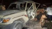 نجاة قائد الشرطة العسكرية في عدن من محاولة اغتيال بعبوة ناسفة